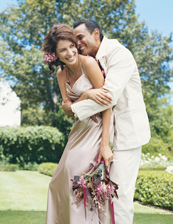 Mariage, remede contre l'anxiete et la depression