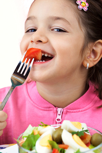 Rentrée scolaire, alimentation de l'enfant