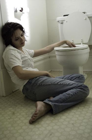 Boulimie nerveuse ventrées vomissements