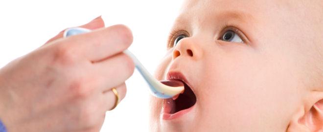 Meilleurs aliments bébé