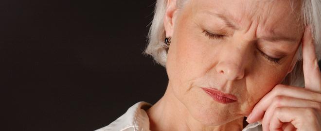 Causes et symtômes de la dépression lors de la ménopause