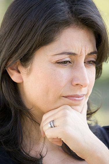 Femmes plus vulnérables aux troubles d'anxiété