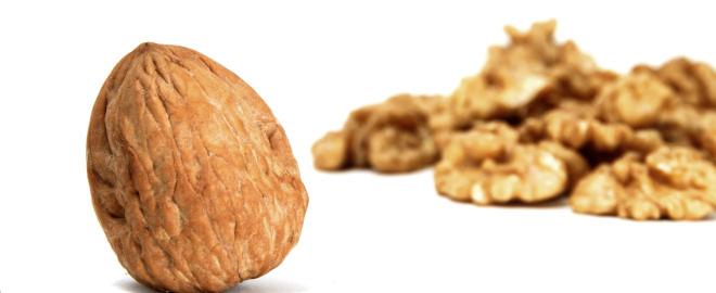 Les noix aident le coeur